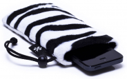 Housse Zebre iPhone 1