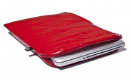 Housse rouge Macbook